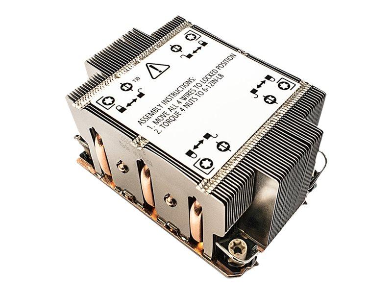 Inter-Tech N-8 - Prozessor-Luftkühler - passive - (für: LGA4189)