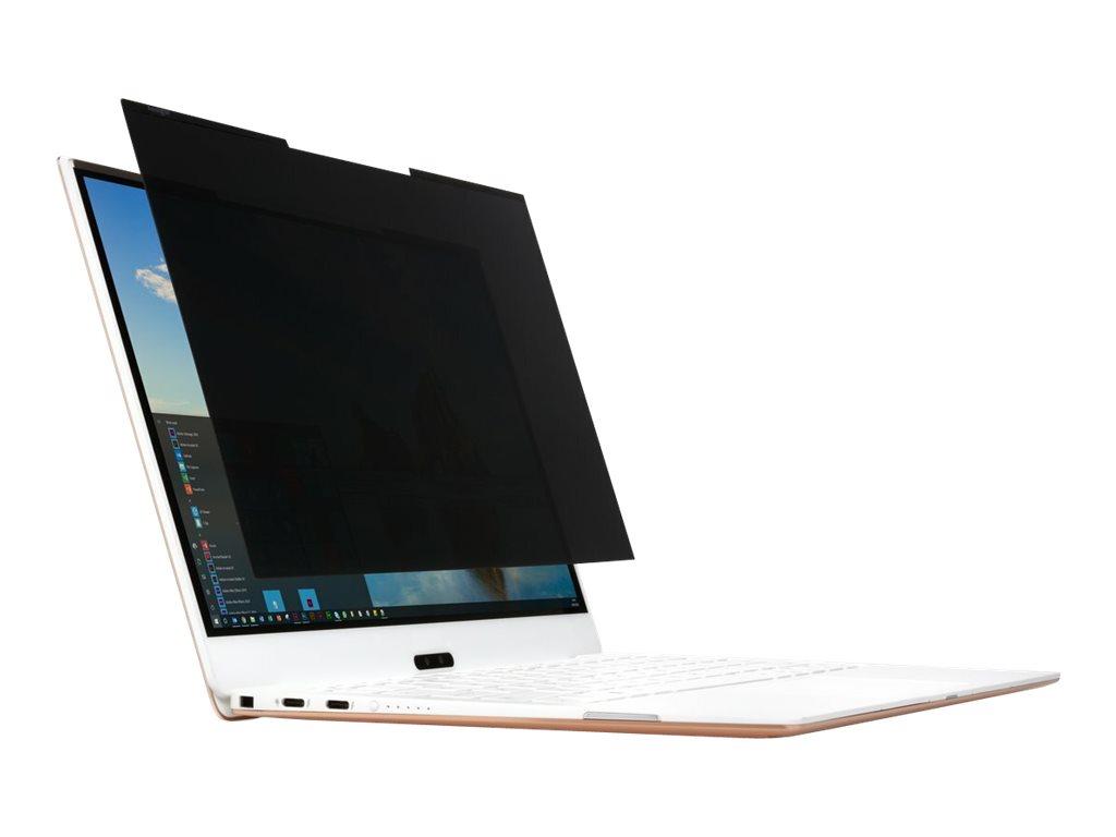 """Kensington MagPro 15.6"""" (16:9) Laptop Privacy Screen with Magnetic Strip - Blickschutzfilter für Notebook - 39.6 cm (15.6"""")"""