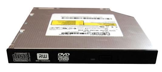 Fujitsu S26361-F3267-L2 Eingebaut DVD Super Multi DL Schwarz - Silber Optisches Laufwerk