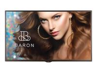 43SH7DD Signage-Display 109,2 cm (43 Zoll) LCD Full HD Digital signage flat panel Schwarz