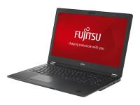 LIFEBOOK U758 Schwarz Notebook 39,6 cm (15.6 Zoll) 1920 x 1080 Pixel 1,80 GHz Intel® Core i7 der achten Generation i7-8550U 4G