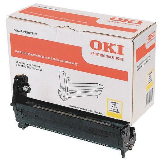 OKI Gelb - Original - Trommeleinheit - für C5650dn