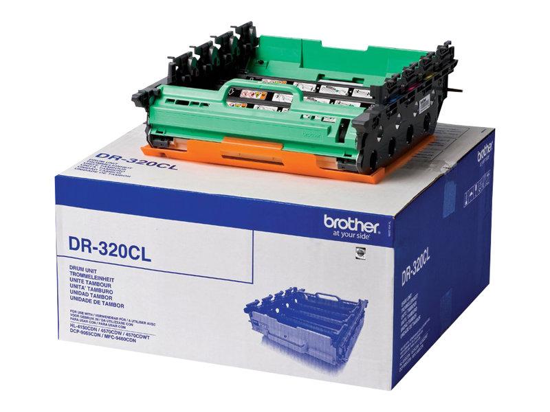 Brother DR320CL - Original - Trommeleinheit - für Brother DCP-9055