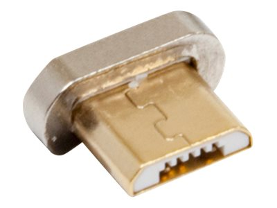 Ultron RealPower Magnetic - USB-Anschluss - Micro-USB Typ B (M)