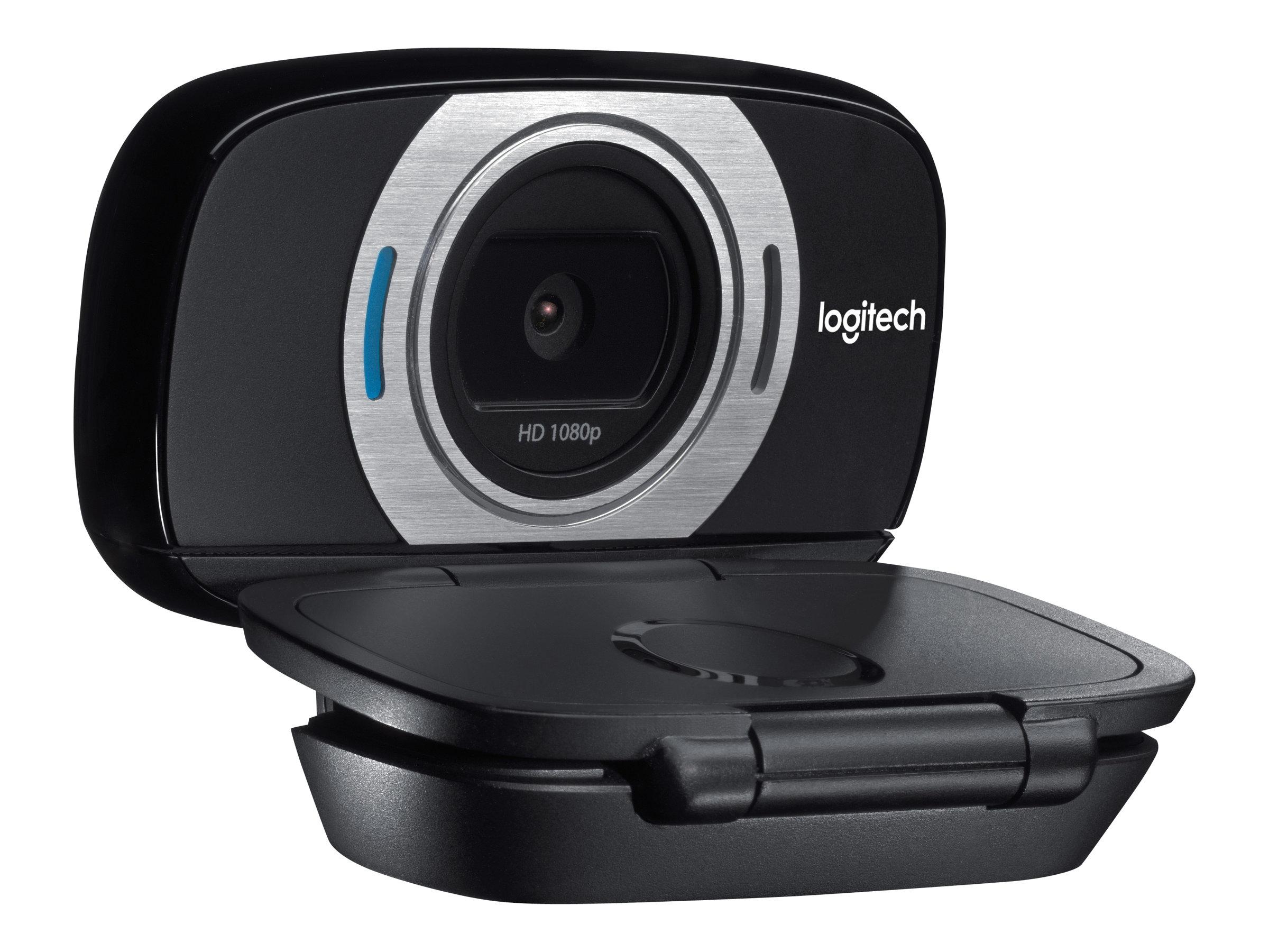 Logitech HD Webcam C615 - Web-Kamera - Farbe