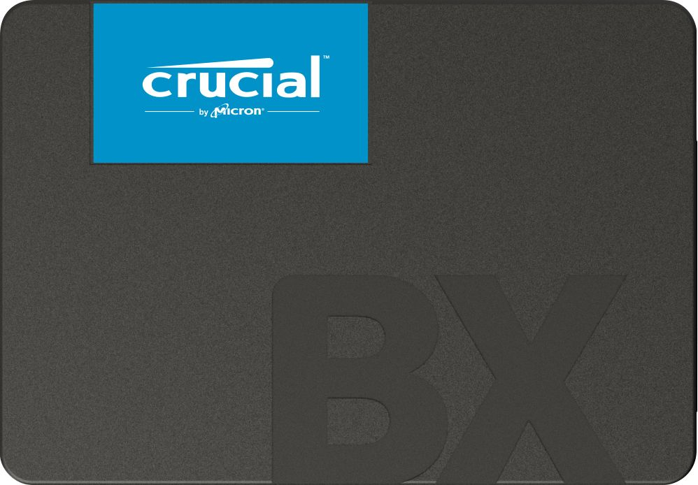 Crucial BX500 2.5 120 Gb Serial ATA III 120GB SSD SATA 2.5IN - Solid State Disk - Serial ATA
