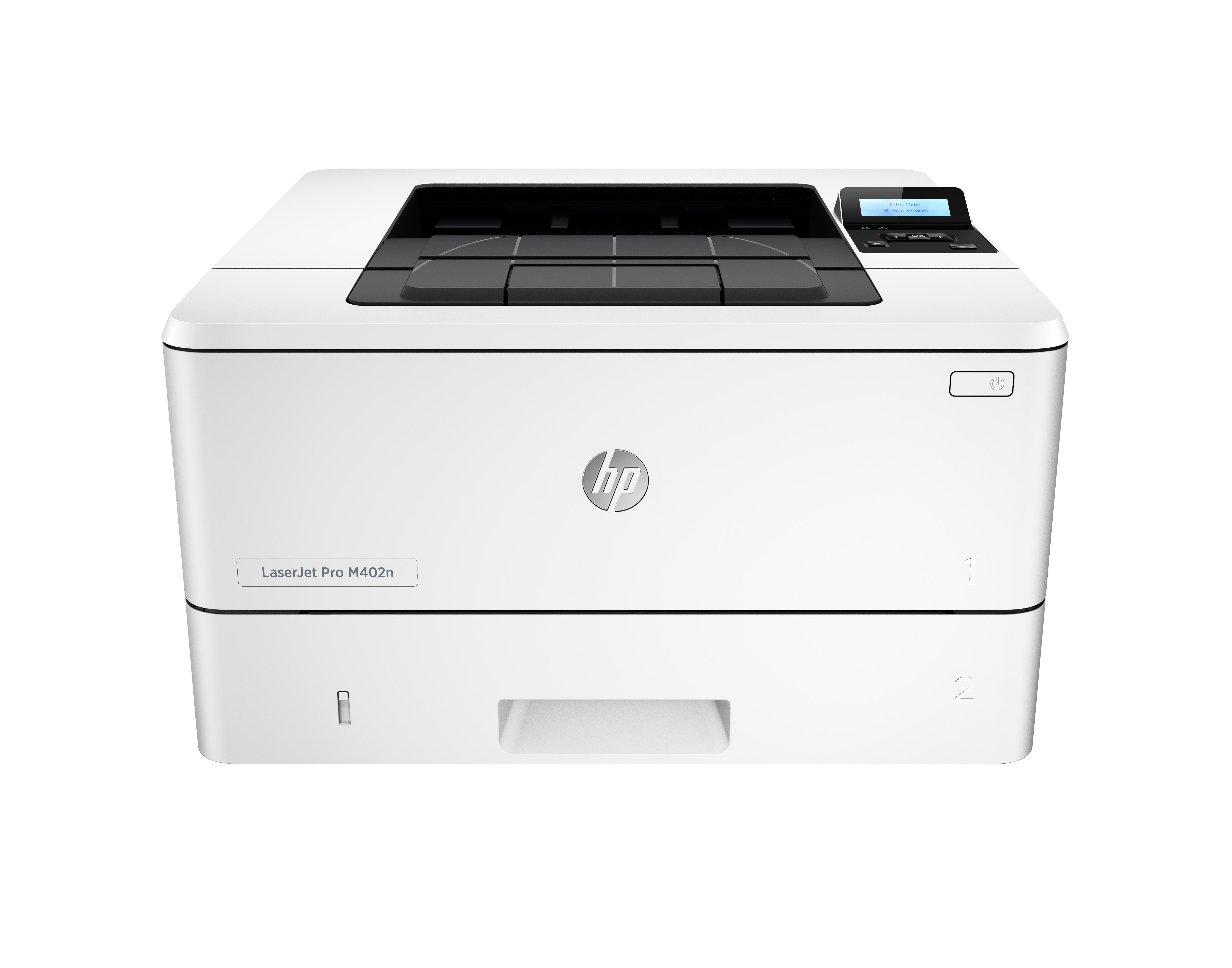 HP LaserJet Pro M402N, S/W-Laser, A4