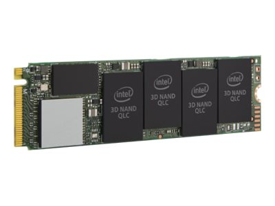Intel Solid-State Drive 660p Series - 1 TB SSD - intern - M.2 2280 - PCI Express 3.0 x4 (NVMe)