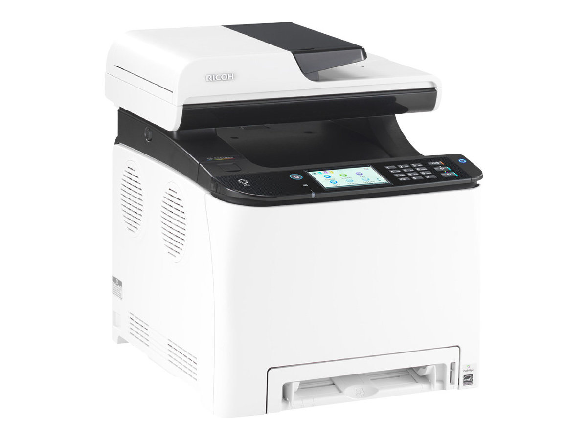 Ricoh SP C261SFNw - Multifunktionsdrucker - Farbe - Laser - A4 (210 x 297 mm)
