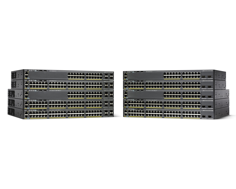 Cisco Catalyst 2960X-48TS-LL Switch (WS-C2960X-48TS-LL)
