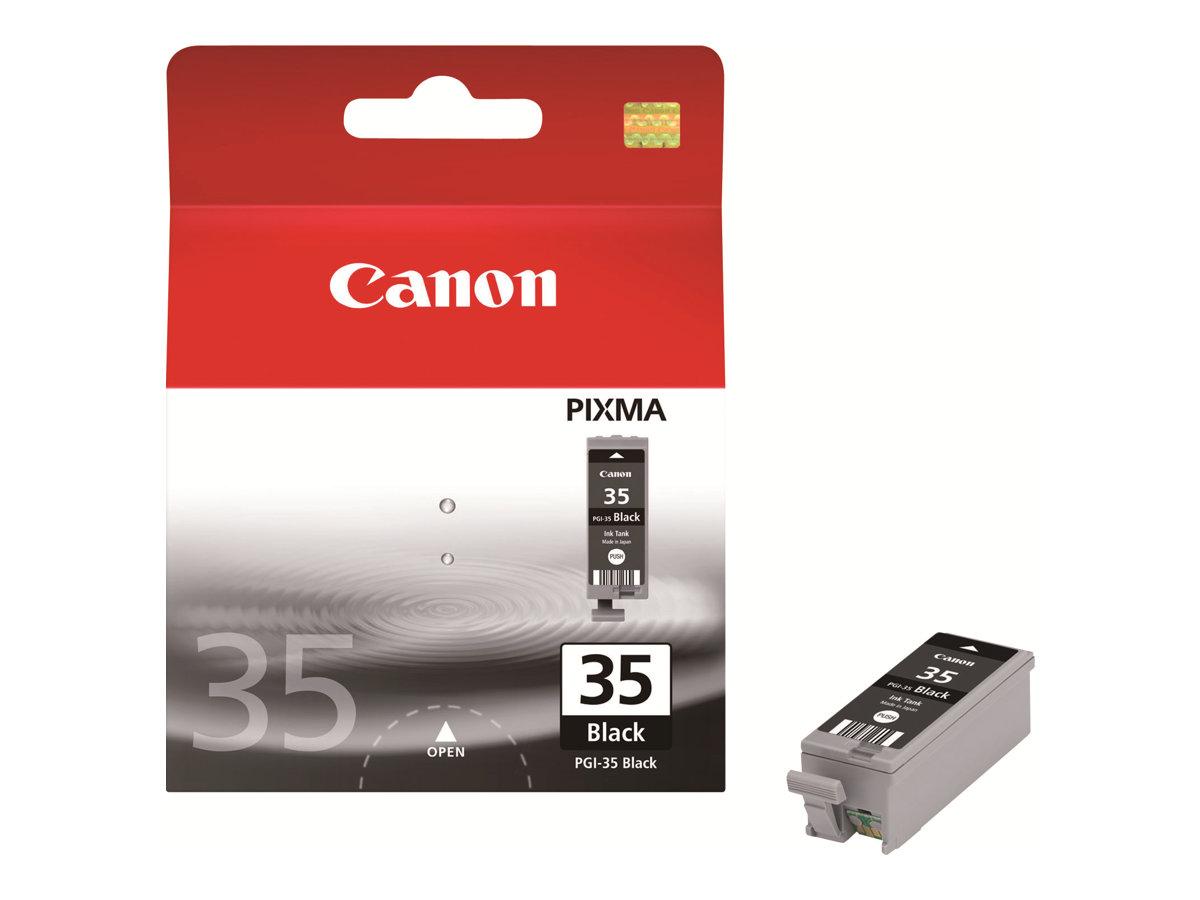 Canon PGI-35 Black - Schwarz - Original - Tintenbehälter