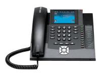 COMfortel 1400 Analoges Telefon Schwarz Anrufer-Identifikation