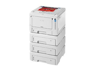 OKI C600 Series C650DN - Drucker - Farbe - Duplex - LED - A4 - 1200 x 1200 dpi - bis zu 35 Seiten/Min. (einfarbig)/