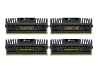 4x4GB DDR3 - 1600Mhz - 240pin DIMM 16GB DDR3 1600MHz Speichermodul
