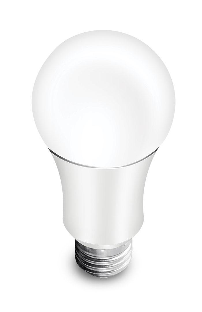 Hauppauge mySmarthome Voice Bulb - Intelligente Glühbirne - Weiß - WLAN - LED - Multi - iOS
