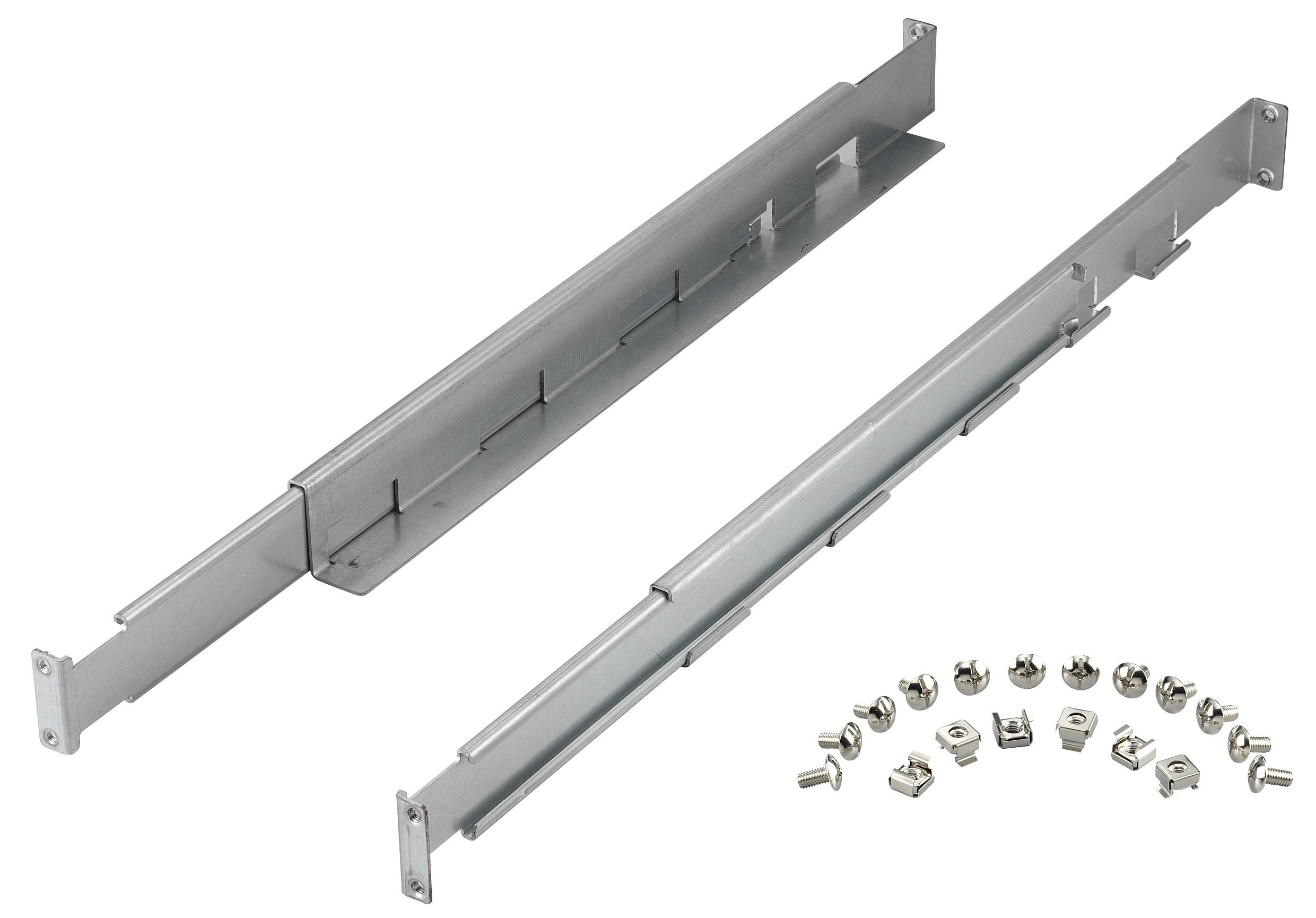 SALICRU Rack Rails f/ SLC Advance RT2 or SLC Twin RT2 - Regal-Schienenset - Aluminium - 60 kg - SLC Advance RT2 / SLC Twin RT2 - 550 mm - 110 cm