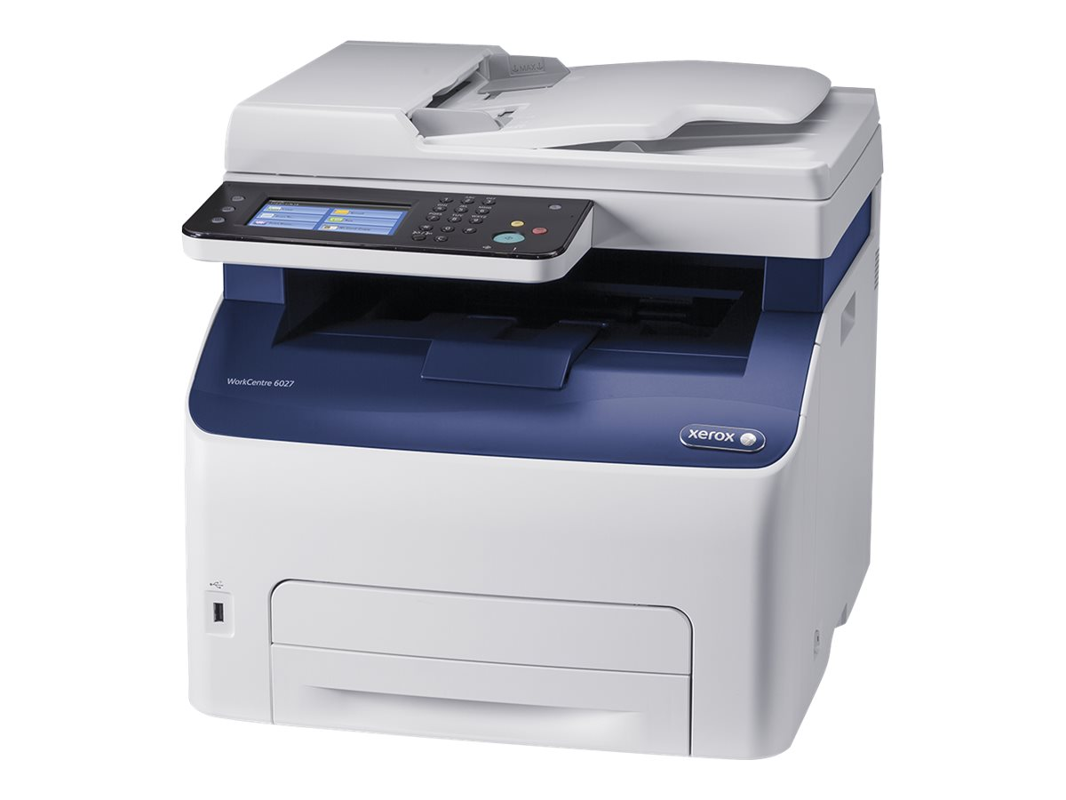Xerox WorkCentre 6027V_NI - Multifunktionsdrucker - Farbe - LED - Legal (216 x 356 mm)