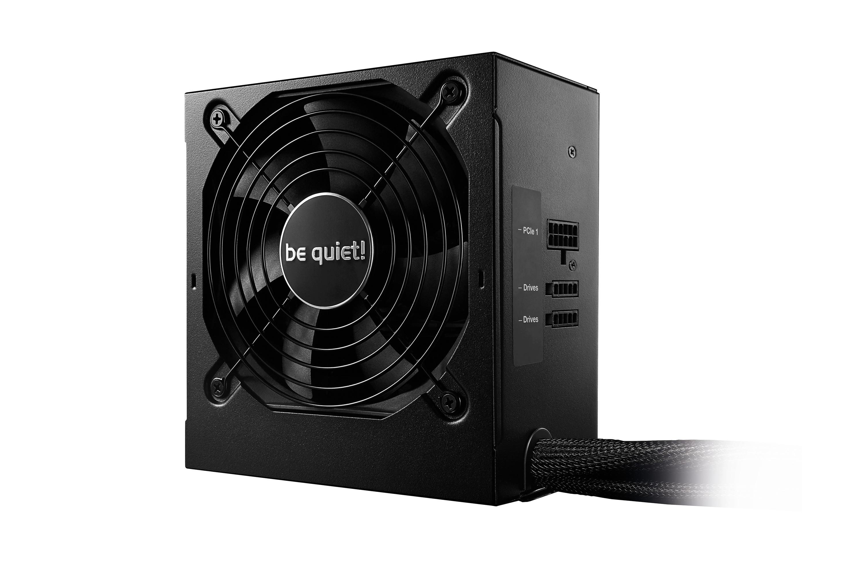 Be Quiet! System Power 9 | 400W CM - 400 W - 200 - 240 V - 50 Hz - 4 A - Aktiv - 103 W