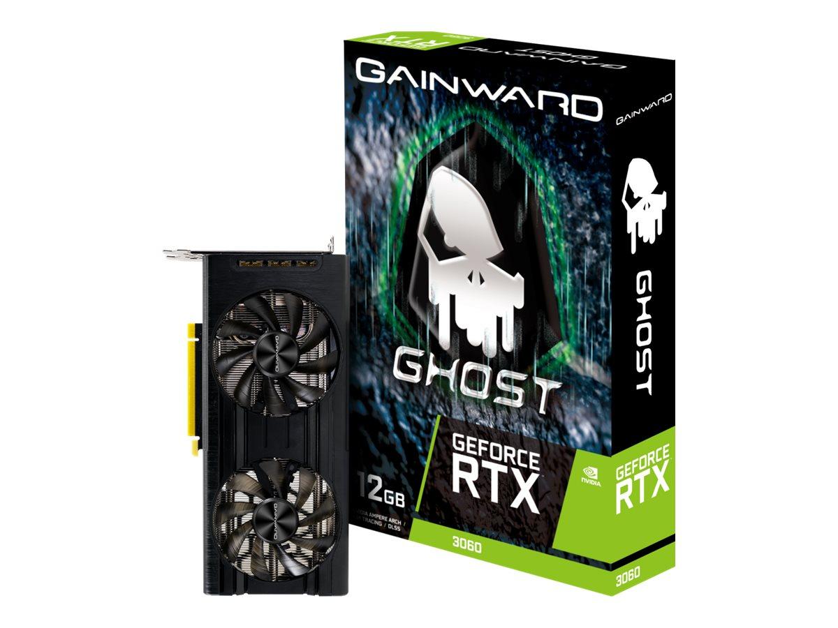 Vorschau: Gainward GeForce RTX 3060 Ghost - Grafikkarten
