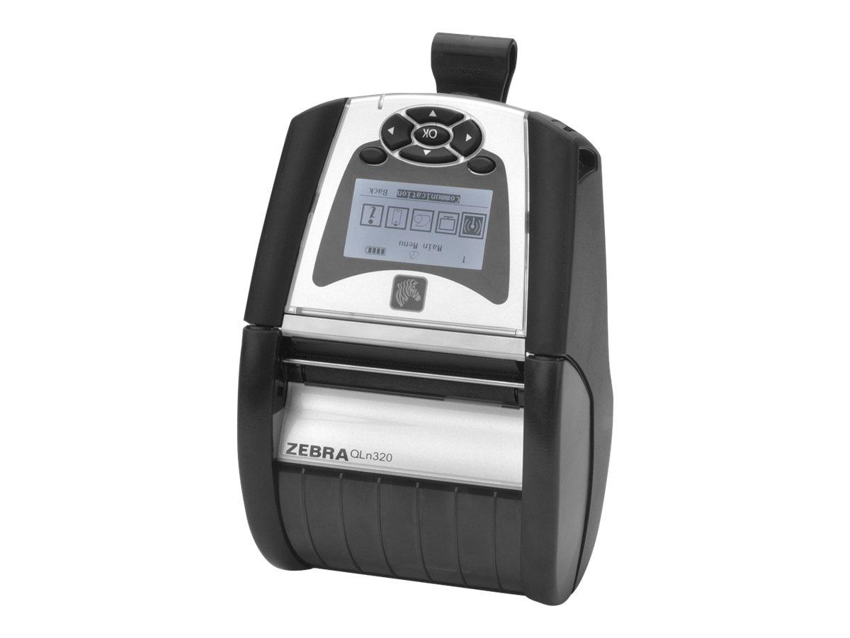 Zebra QLn 320 - Etikettendrucker - Thermopapier - Rolle (7,9 cm)