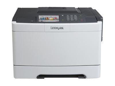 CS510de - Drucker - Farbe - Duplex - Laser - A4/Legal - 1200 x 1200 dpi - bis zu 30 Seiten/Min. (einfarbig)/