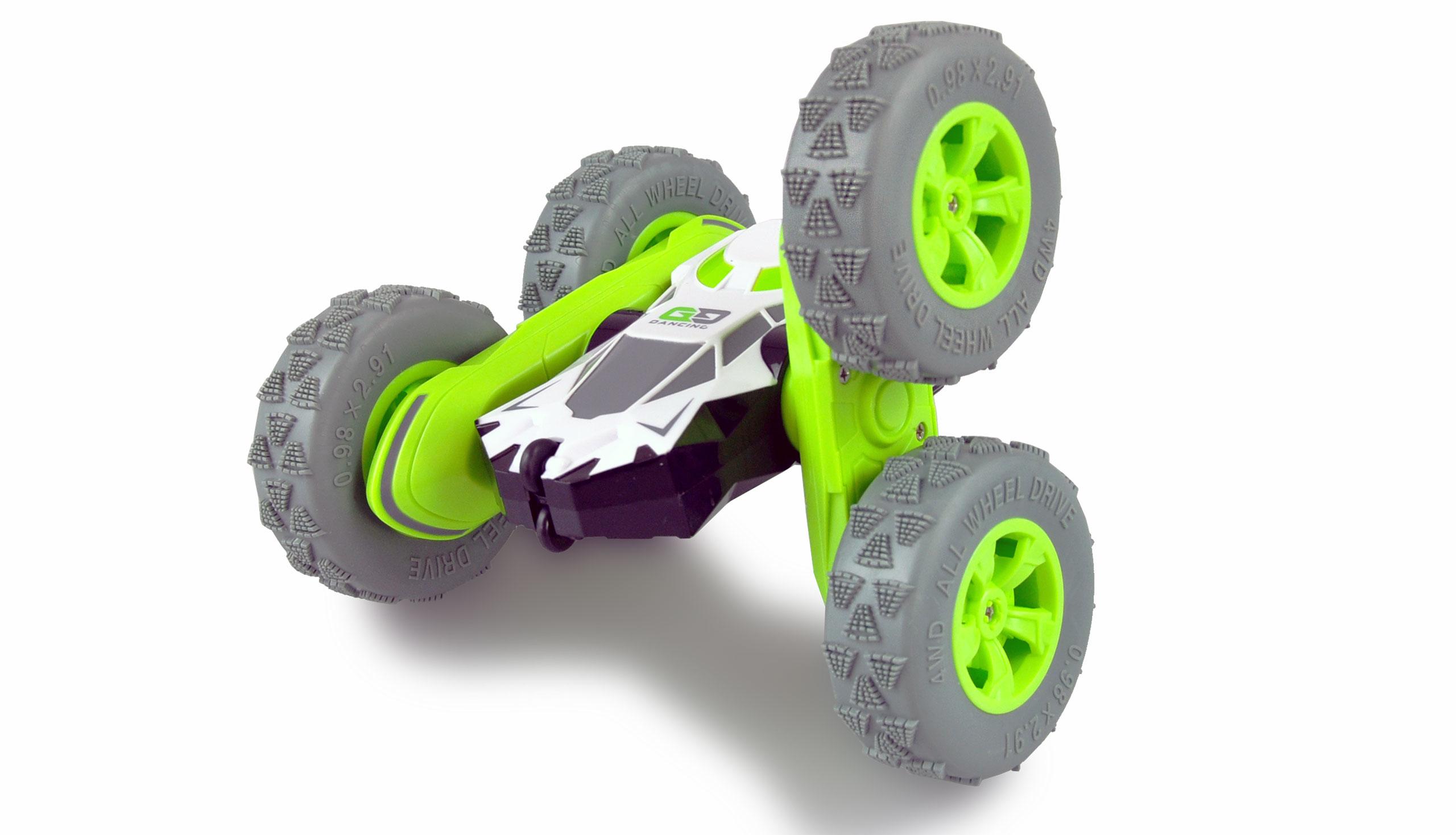 Vorschau: Amewi Big Spinstar Stuntfahrzeug - Stuntauto - 1:24 - Junge - 6 Jahr(e) - 700 mAh - 385 g
