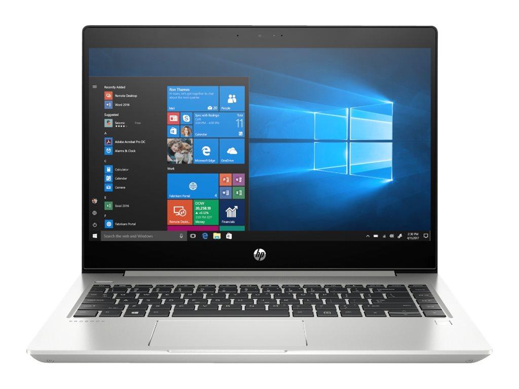 HP ProBook 445r G6 - Ryzen 5 3500U / 2.1 GHz - Win 10 Pro 64-Bit - 8 GB RAM - 256 GB SSD NVMe, TLC, HP Value - 35.56 cm