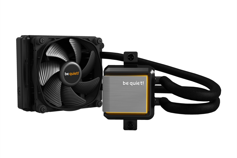 Vorschau: Be Quiet! SILENT LOOP 2 120mm - Prozessor - 16,6 dB - 36,4 dB - Fluid Dynamic Bearing (FDB) - 4-polig - 3-polig