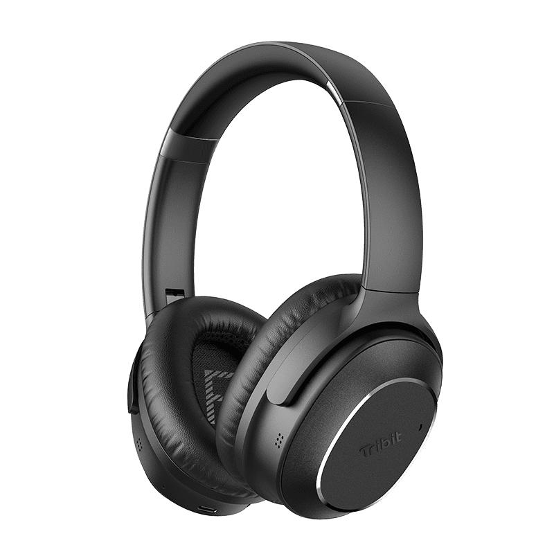 Tribit Audio QuietPlus 72 - Kopfhörer- Binaural - Bluetooth 5.0