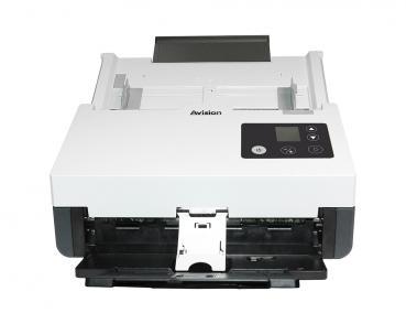 Avision AD345N - Dokumentenscanner - Duplex - A4/Legal - 600 dpi - bis zu 60 Seiten/Min. (einfarbig)