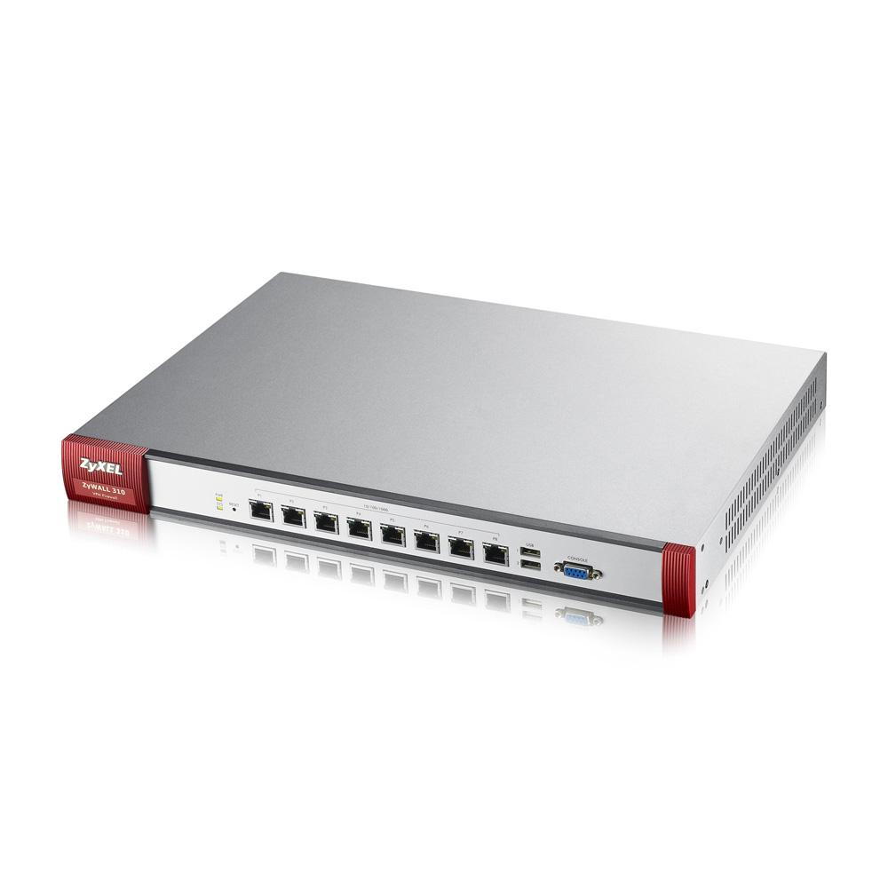 ZyXEL ZyWALL 310 2000Mbit/s Firewall (Hardware)