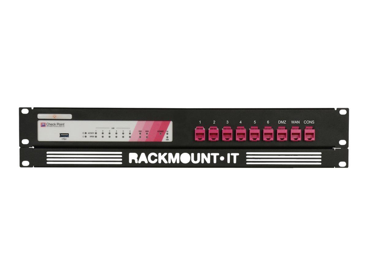 """Rackmount.IT RM-CP-T2 - Netzwerk-Einrichtung - Rack montierbar - Erikaviolett, RAL 4003 - 1.3U - 48.3 cm (19"""")"""