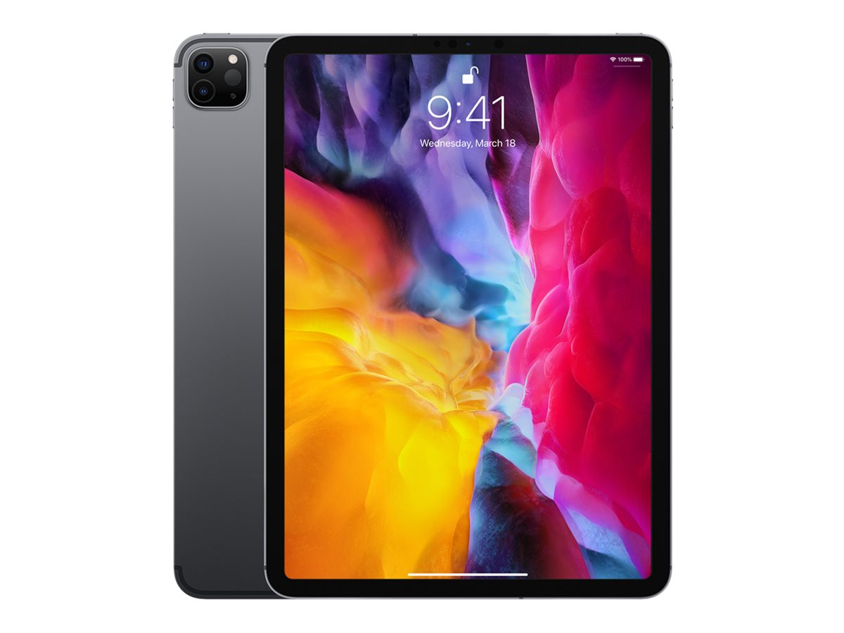 "Vorschau: Apple 11-inch iPad Pro Wi-Fi + Cellular - 2. Generation - Tablet - 512 GB - 27.9 cm (11"")"