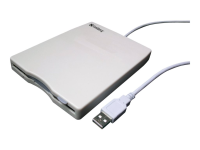 USB Floppy Mini Reader - Laufwerk - Diskette (1.44 MB)