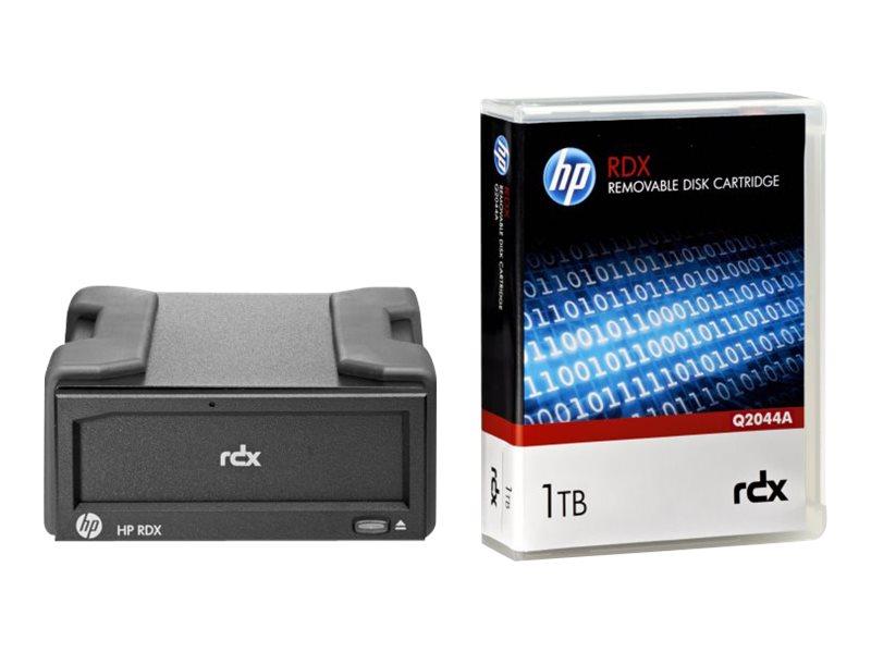 HP Enterprise RDX Removable Disk Backup System - Laufwerk