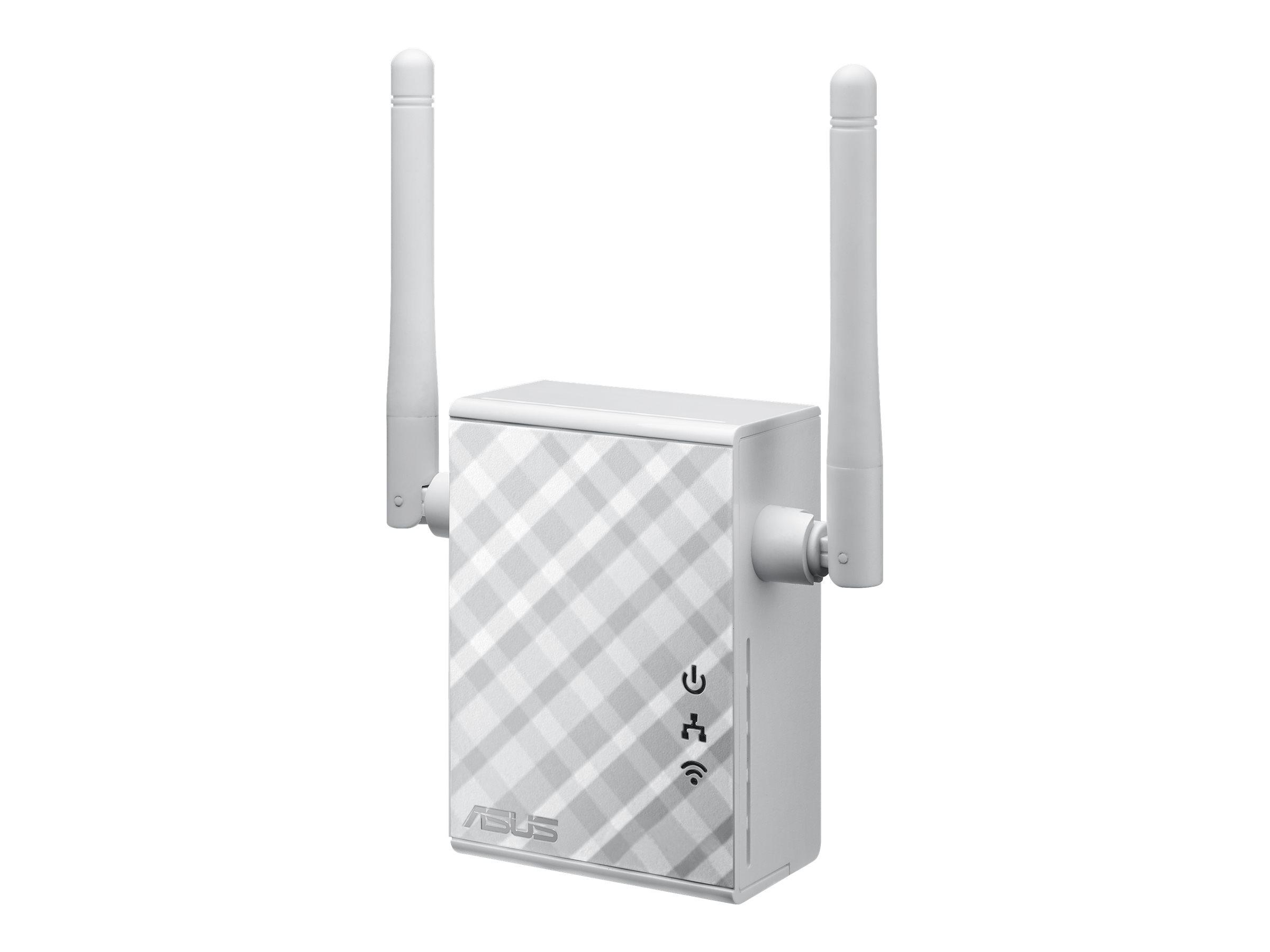 ASUS RP-N12 - Wi-Fi-Range-Extender - Wi-Fi - 2.4 GHz
