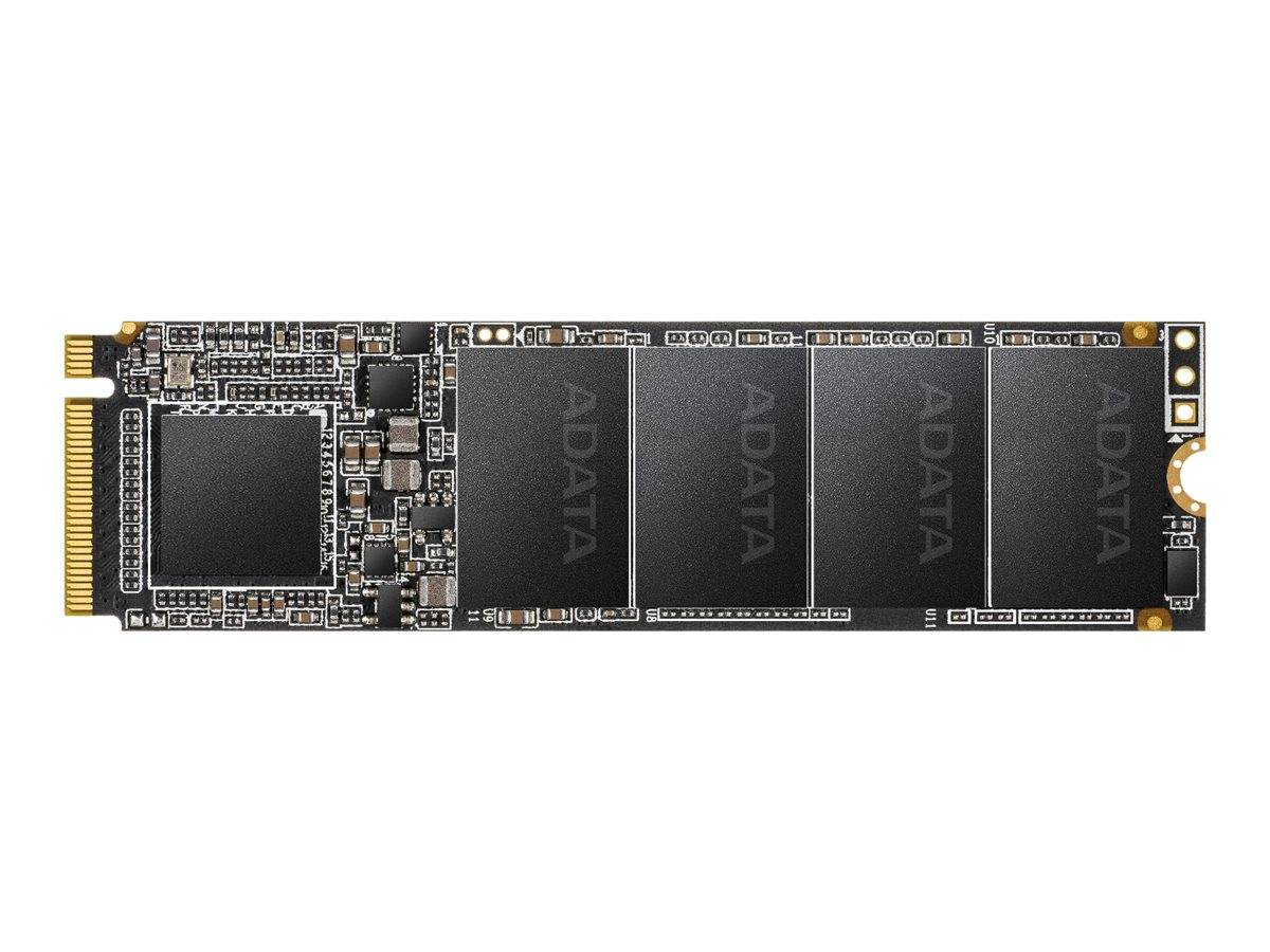 ADATA XPG SX6000 Lite - 256 GB SSD - intern - M.2 2280 - PCI Express 3.0 x4 (NVMe)
