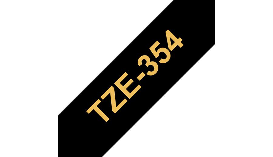 Brother TZe354 Etiketten / Beschriftungsbänder