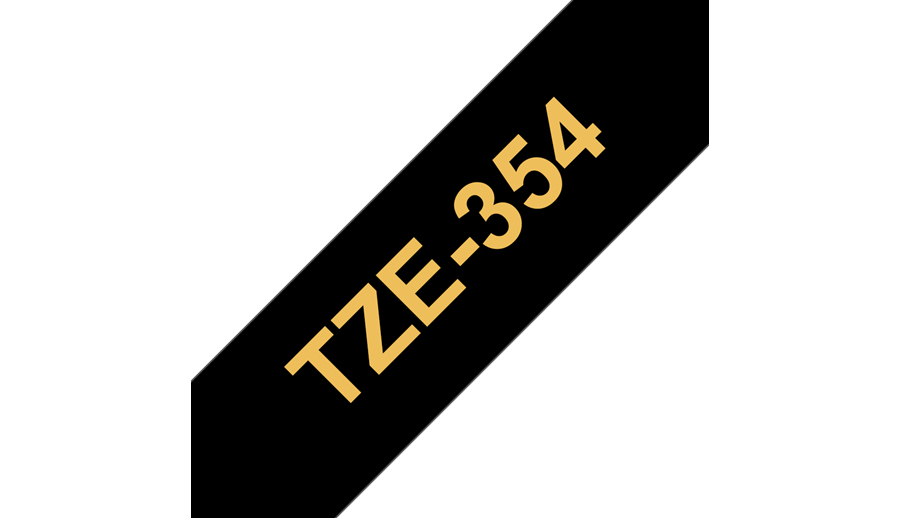 Brother Schriftband 24mm Etiketten / Beschriftungsbänder
