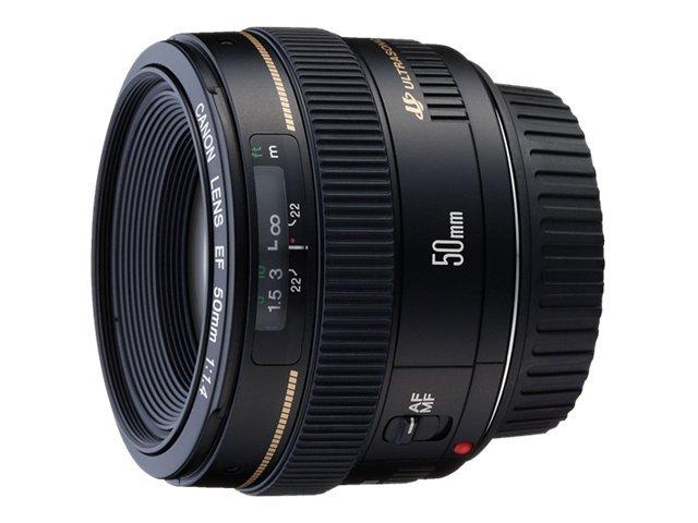 Canon EF - Objektiv - 50 mm - f/1.4 USM - Canon EF
