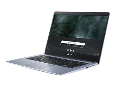 "Acer Chromebook 314 CB314-1HT-C9VY - Celeron N4120 / 1.1 GHz - Chrome OS - 4 GB RAM - 64 GB eMMC - 35.56 cm (14"")"