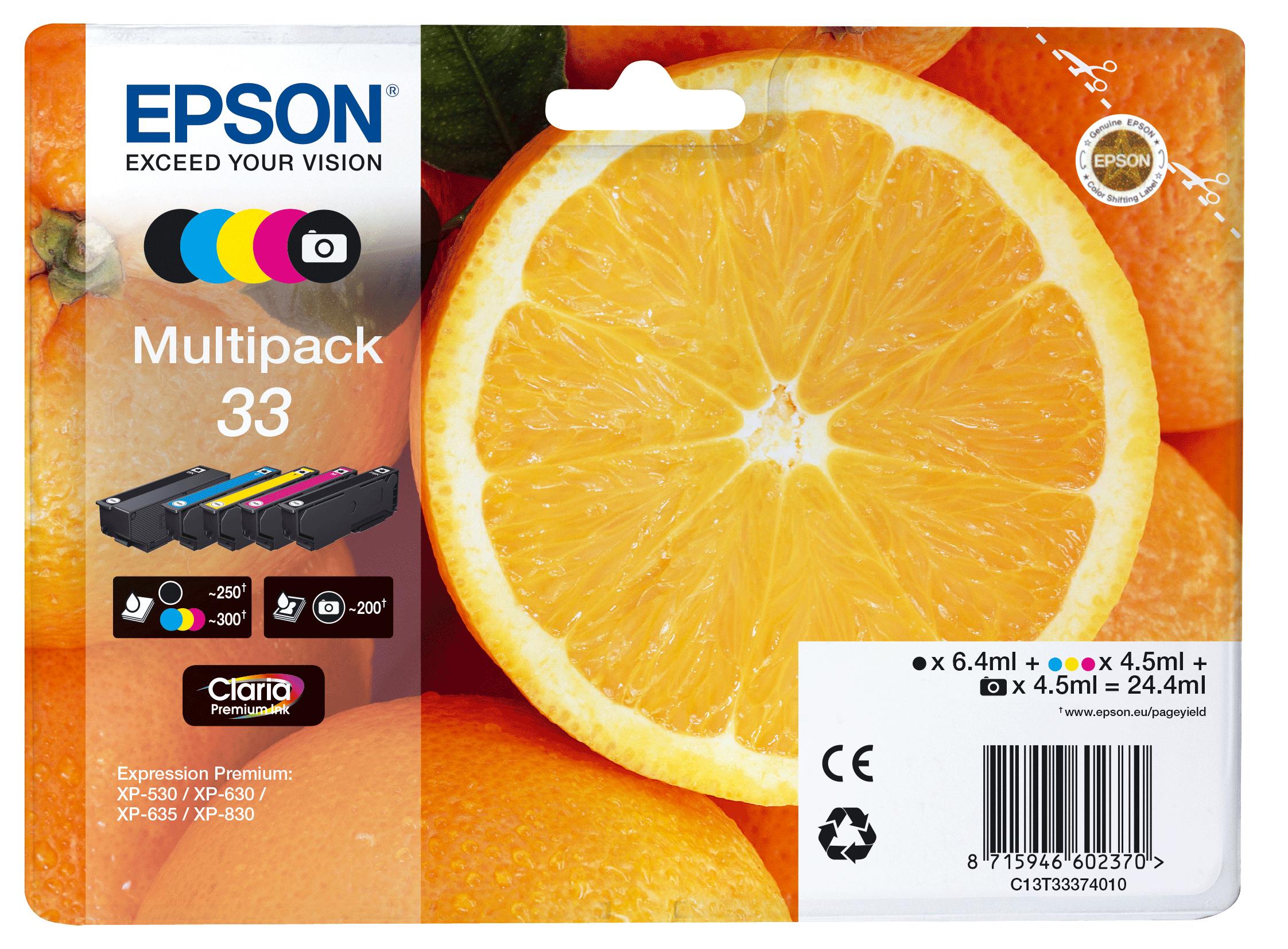Epson C13T33374011