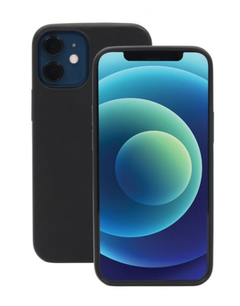 Vorschau: Mobilis 055032 - Cover - Apple - iPhone 12 mini - 13,7 cm (5.4 Zoll) - Schwarz