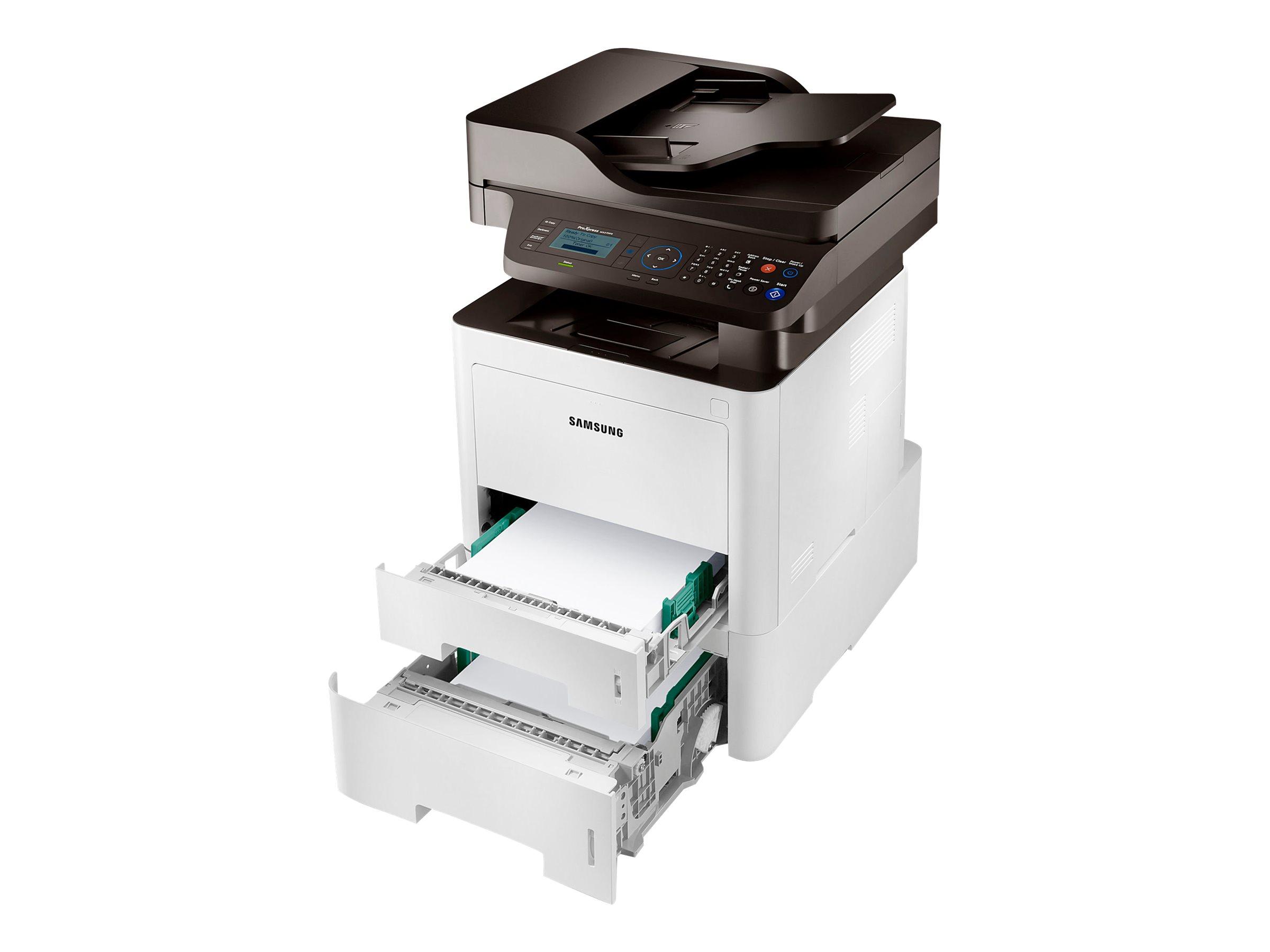 HP Samsung ProXpress SL-M3375FD - Multifunktionsdrucker - s/w - Laser - Legal (216 x 356 mm)