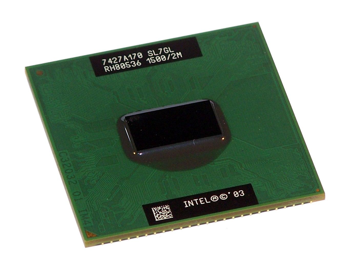 Intel Pentium M 715 Mobil - 1.5 GHz