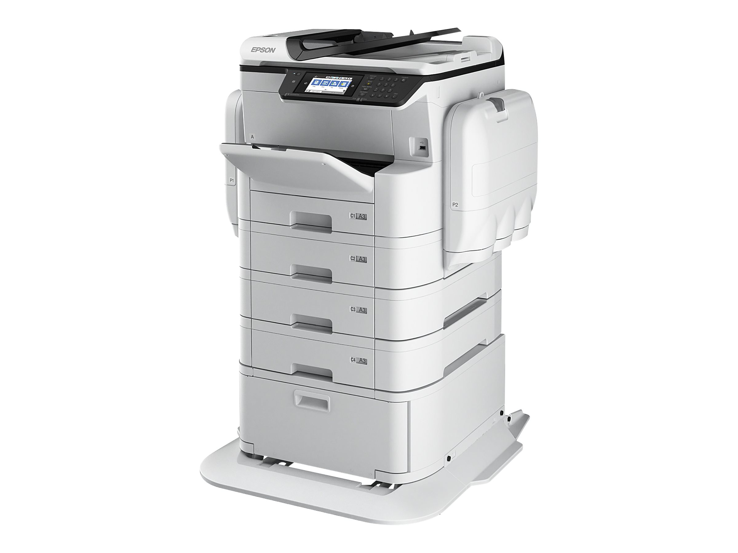 Epson WorkForce Pro WF-C869RD3TWFC EPP - Multifunktionsdrucker - Farbe - Tintenstrahl - A3 (297 x 420 mm)