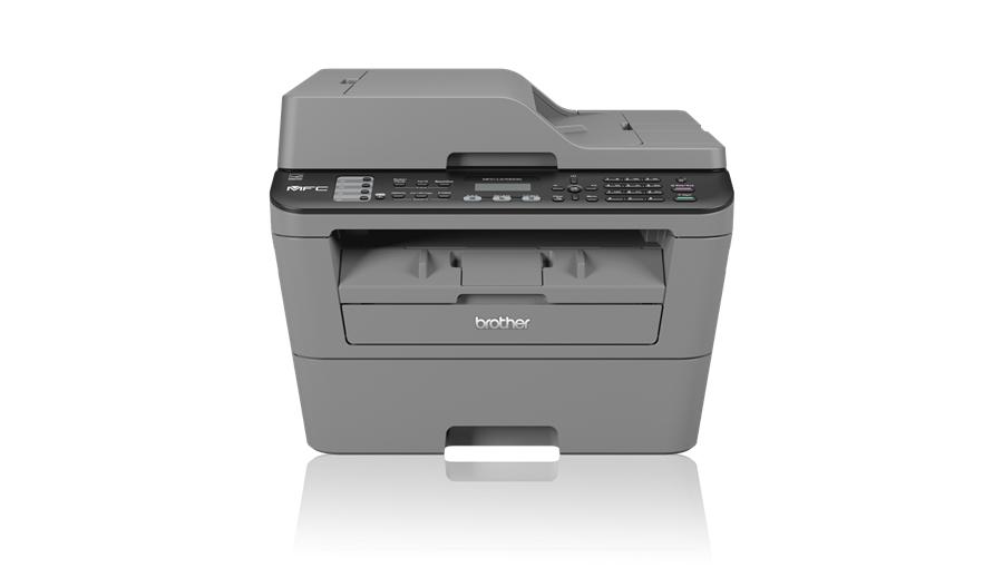 Brother MFC-L2700DN - Multifunktionsdrucker - s/w