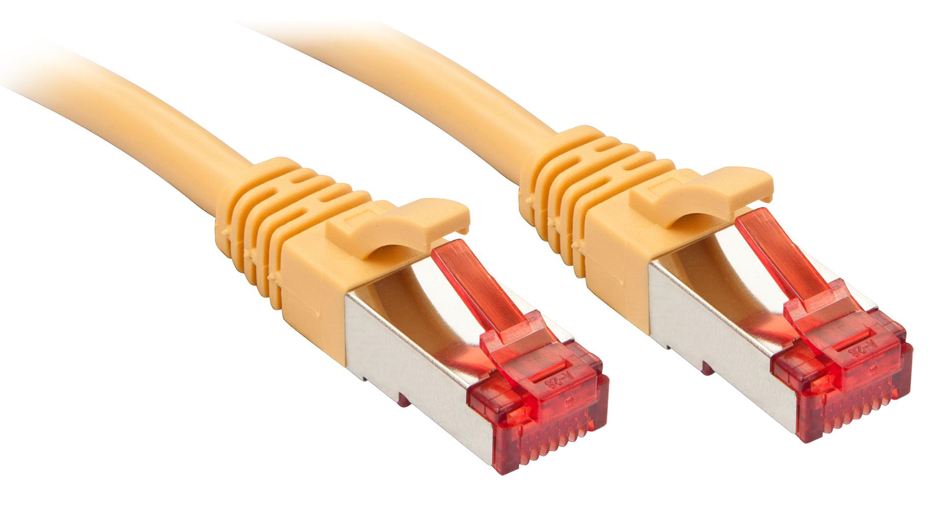 Lindy Patch-Kabel - RJ-45 (M) bis RJ-45 (M) - 1.5 m