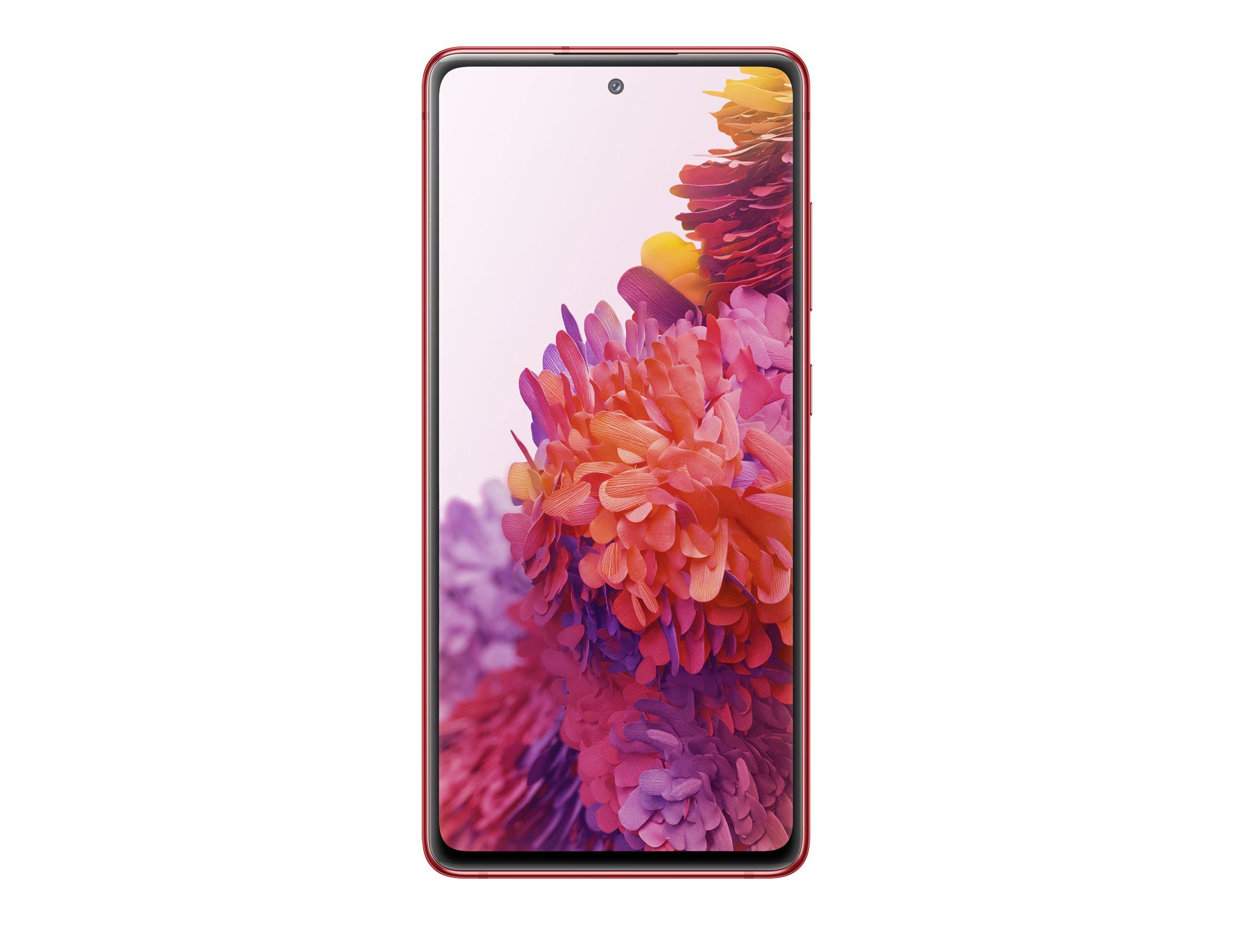 "Samsung Galaxy S20 FE 5G - Smartphone - Dual-SIM - 5G NR - 128 GB - microSD slot - 6.5"" - 2400 x 1080 Pixel (407 ppi (Pixel pro Zoll))"