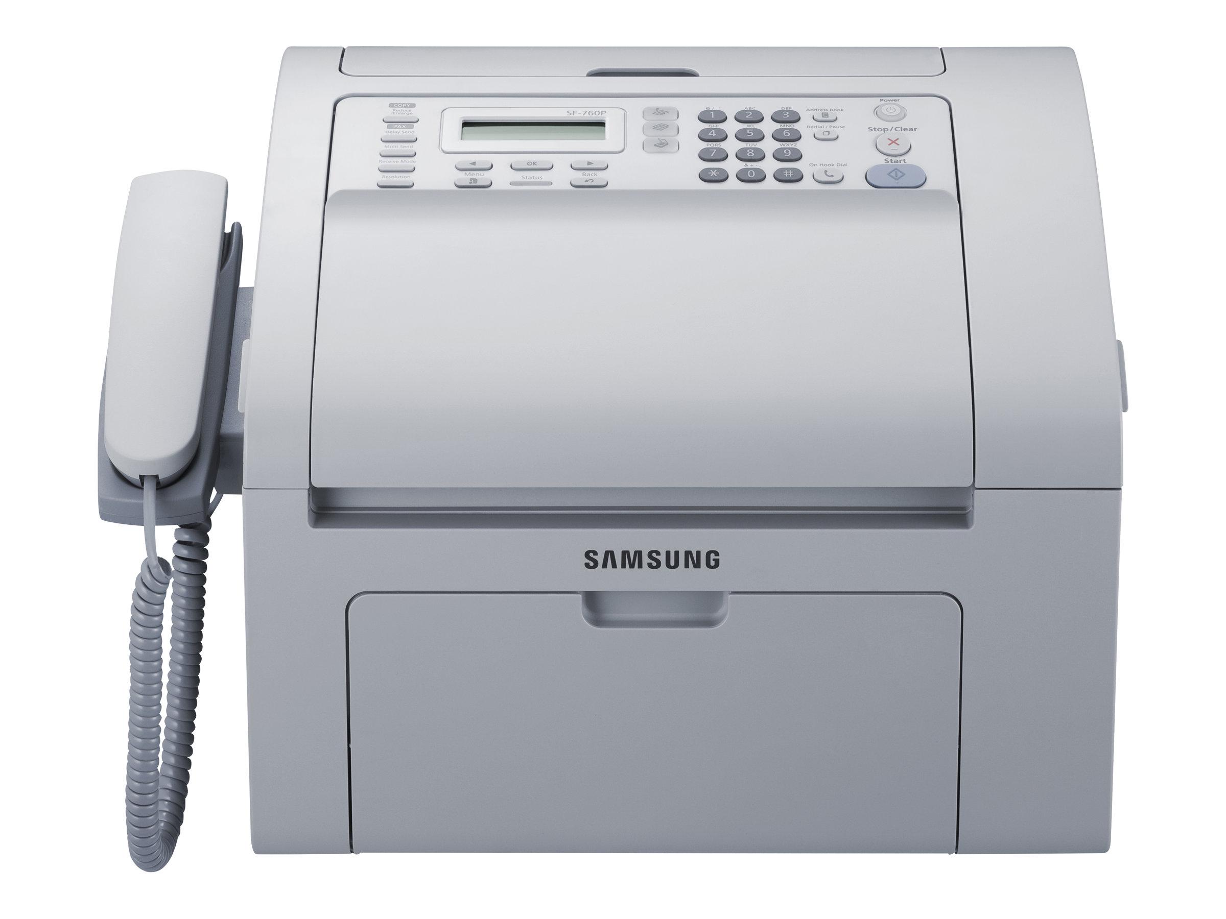 HP Samsung SF-760P - Multifunktionsdrucker - s/w - Laser - Legal (216 x 356 mm)